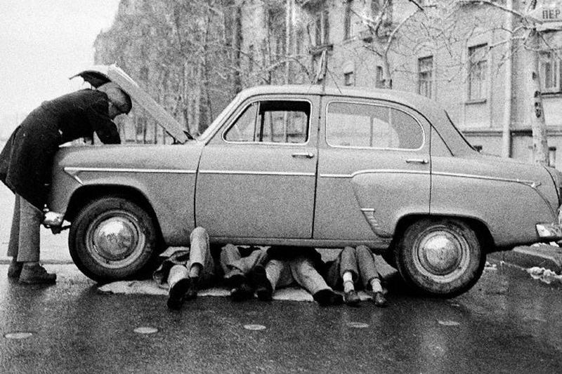 Жизнь СССР в фотографиях Юрия Абрамочкина 7