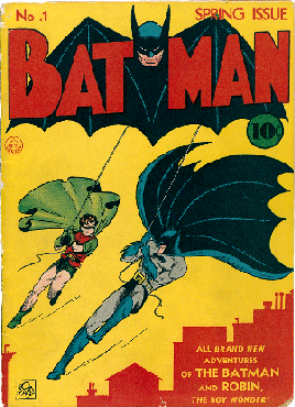 Batman-Comic-Issue1-1940