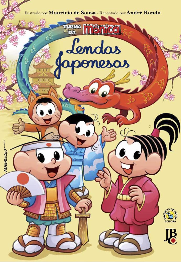 Editora-JBC-anuncia-o-livro-ilustrado-Turma-da-M-nica-Lendas-Japonesas-1-1