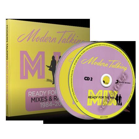 (Pop, EuroDisco) Modern Talking - Ready For The Mix (2CD) - 2017 [MP3, tracks, 320 kbps]