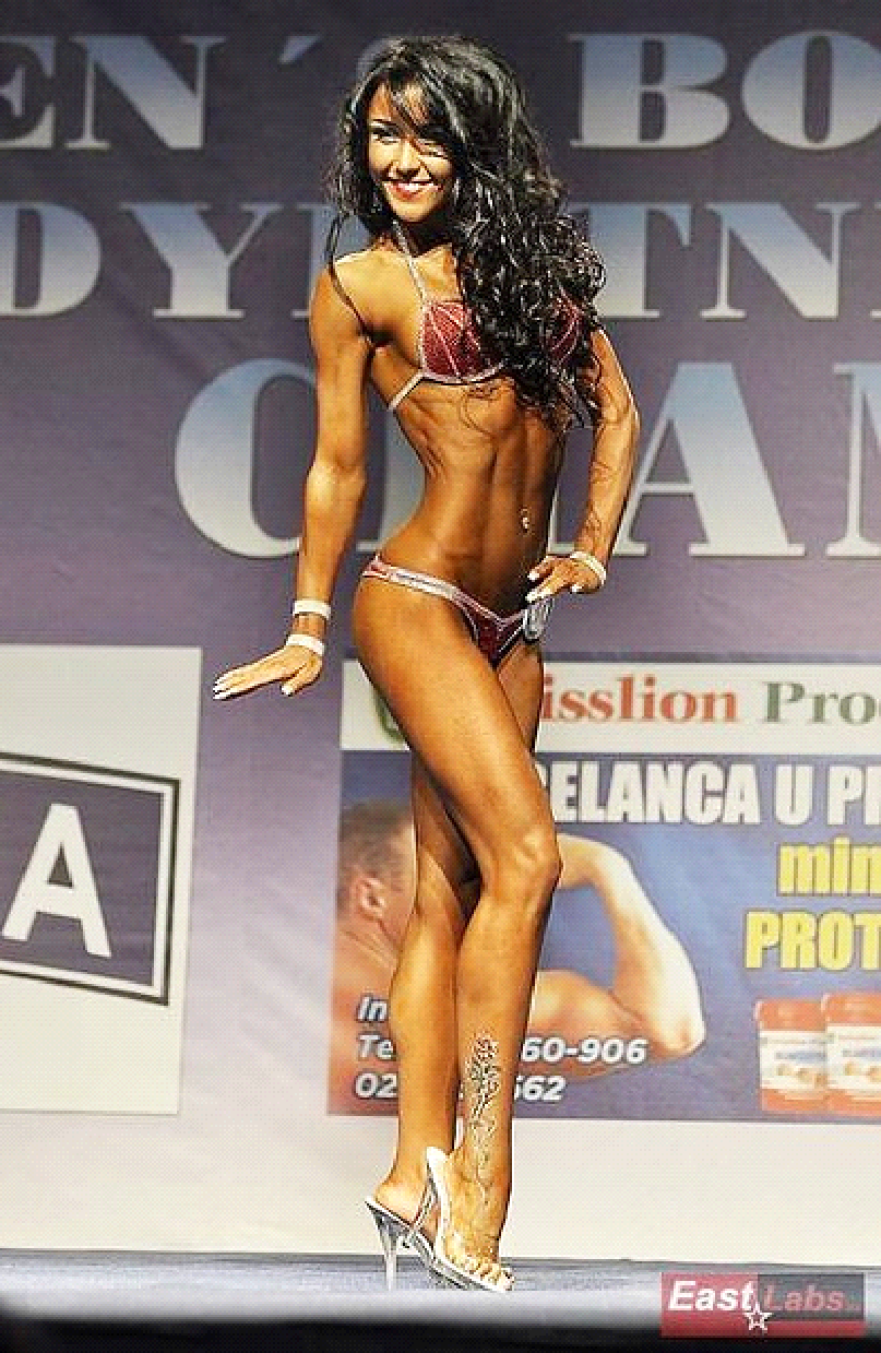 Doping In Bikini Fitness Is Not Tabu