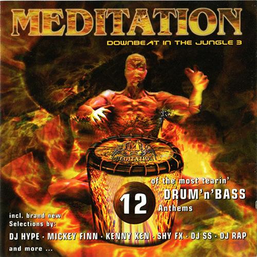 VA - Meditation (Downbeat In The Jungle 3) 1996