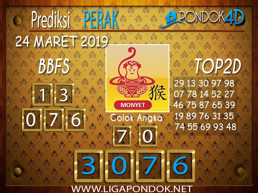 Prediksi Togel  PERAK  PONDOK4D 24 MARET 2019