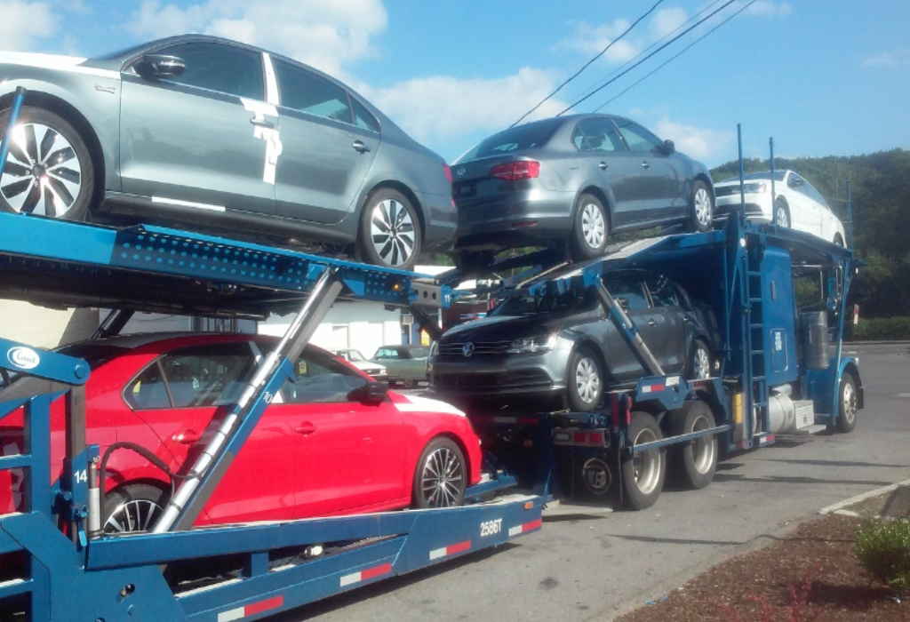 Automotive Transportation Industry