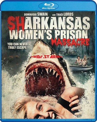 Sharkansas Women's Prison Massacre (2015) UNCUT Hindi Dubbed HDRip 720p Esubs Download