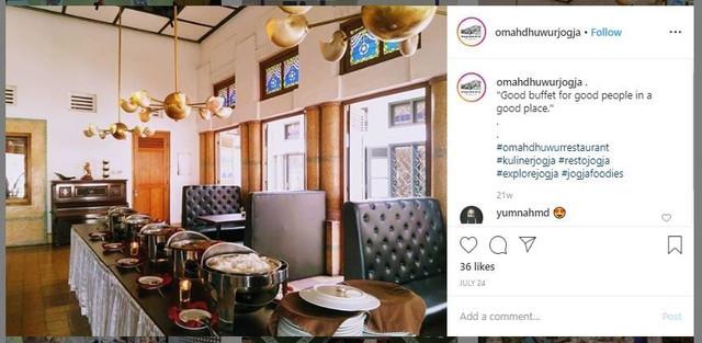 Omah-Dhuwur-Restaurant