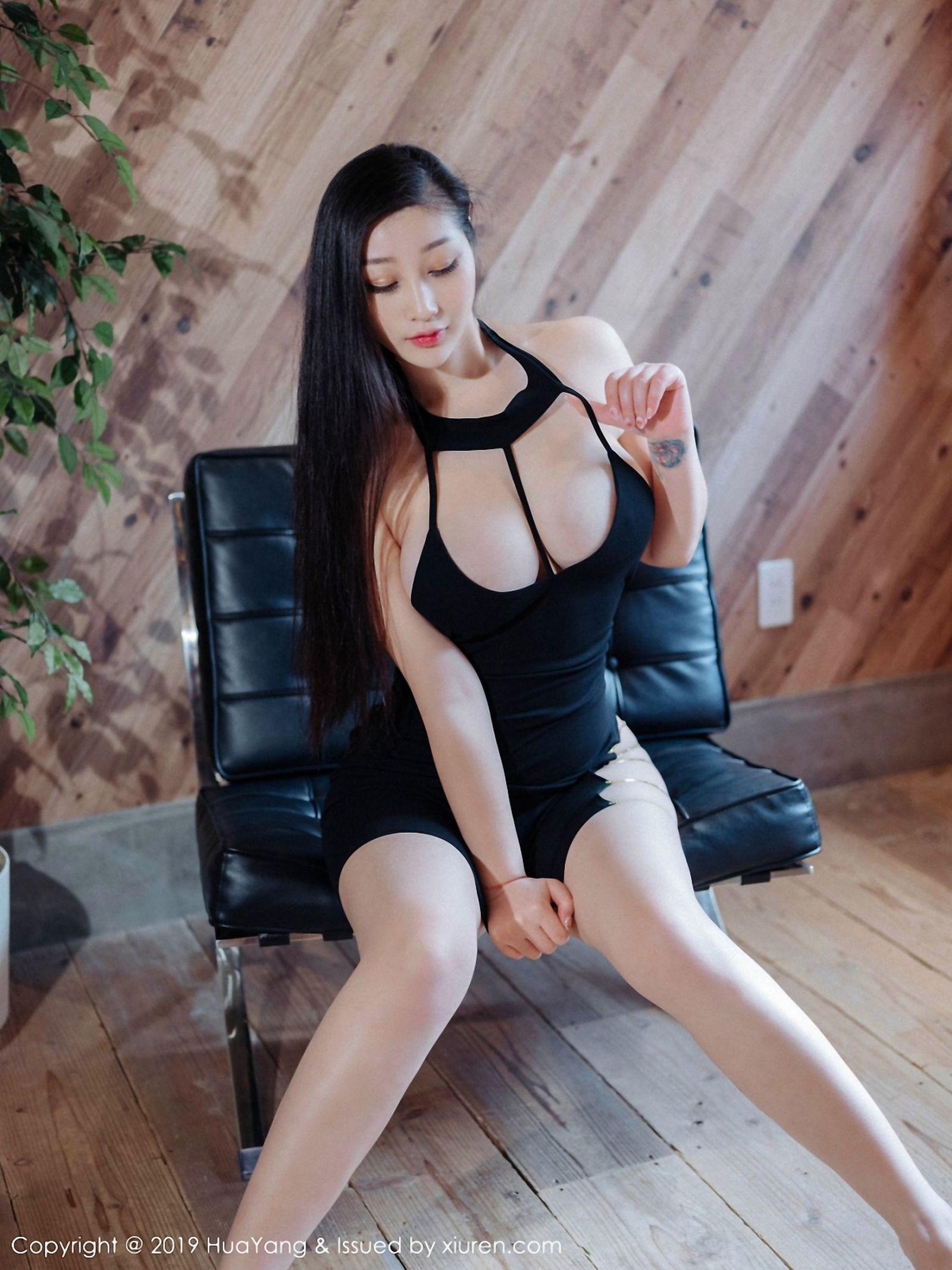 [HuaYang花漾] Vol.129 性感女神@妲己_Toxic日本旅拍写真