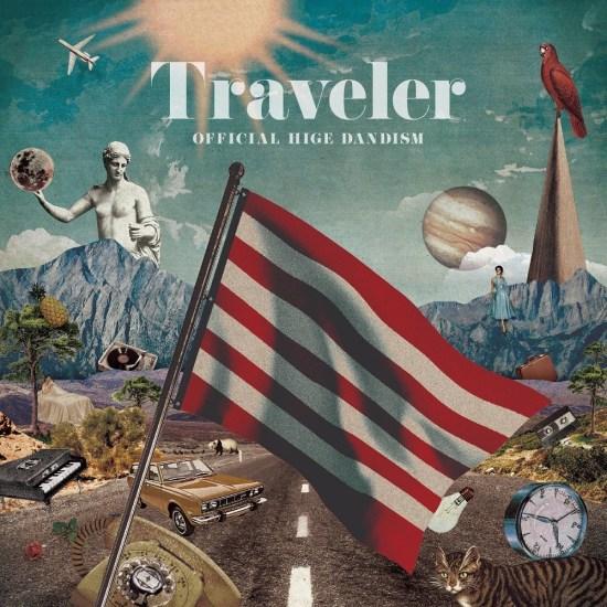 [Album] Official HIGE DANdism – Traveler
