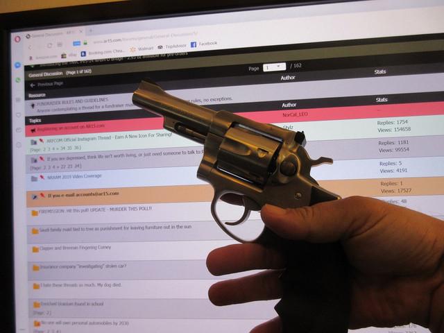 datation Ruger sécurité six l'industrie de rencontres en ligne vaut