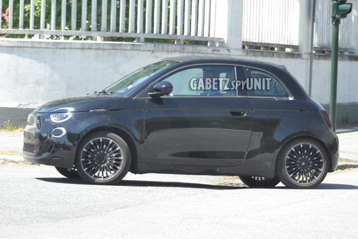 Fiat 500e (2020) 16