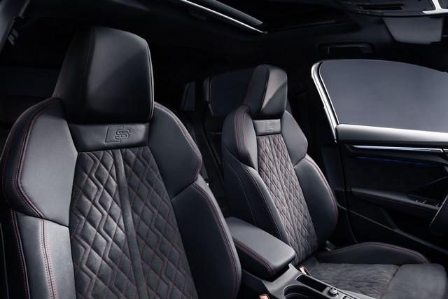 Hybride compacte avec une puissance de 245ch : l'Audi A3 Sportback 45 TFSI e A208947-medium