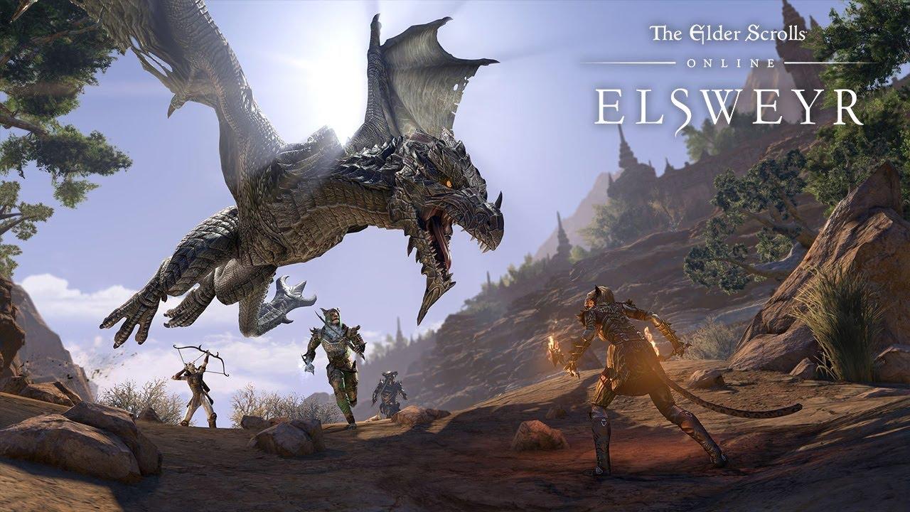 E3 2019: Красивый синематик The Elder Scrolls Online: Elsweyr