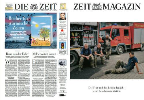 Die Zeit mit die Zeit Magazin No 42 vom 14  Oktober 2021