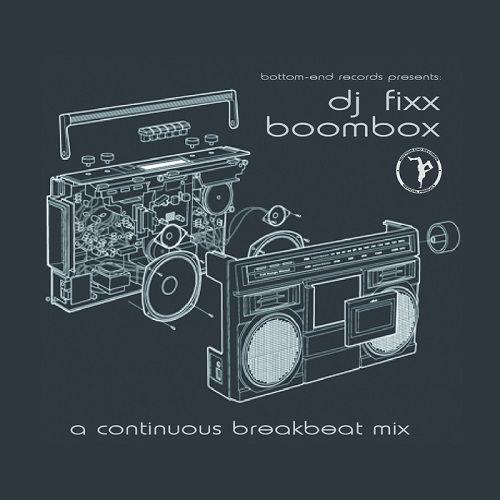 DJ Fixx - Boombox