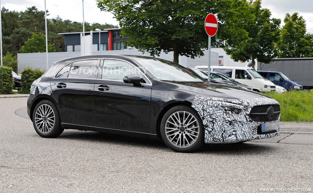 2022 - [Mercedes-Benz] Classe A restylée  993-FE274-8-D30-493-B-87-DB-29513-E4-E3290