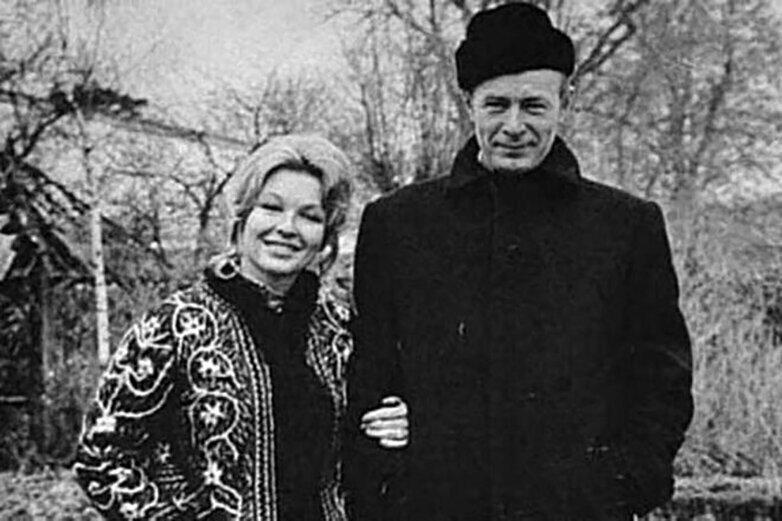 Николай Гринько и его супруга, скрипачка Айше Чулак-Оглы
