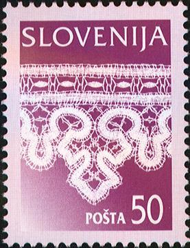 Slovenia stamps Ipke-4
