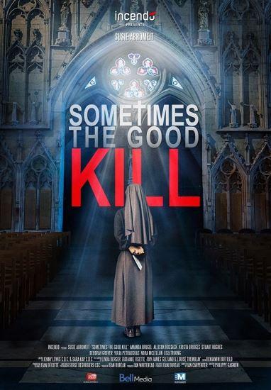 W imię zła / Sometimes the Good Kill (2017) PL.HDTV.XviD-DiDi | Lektor PL