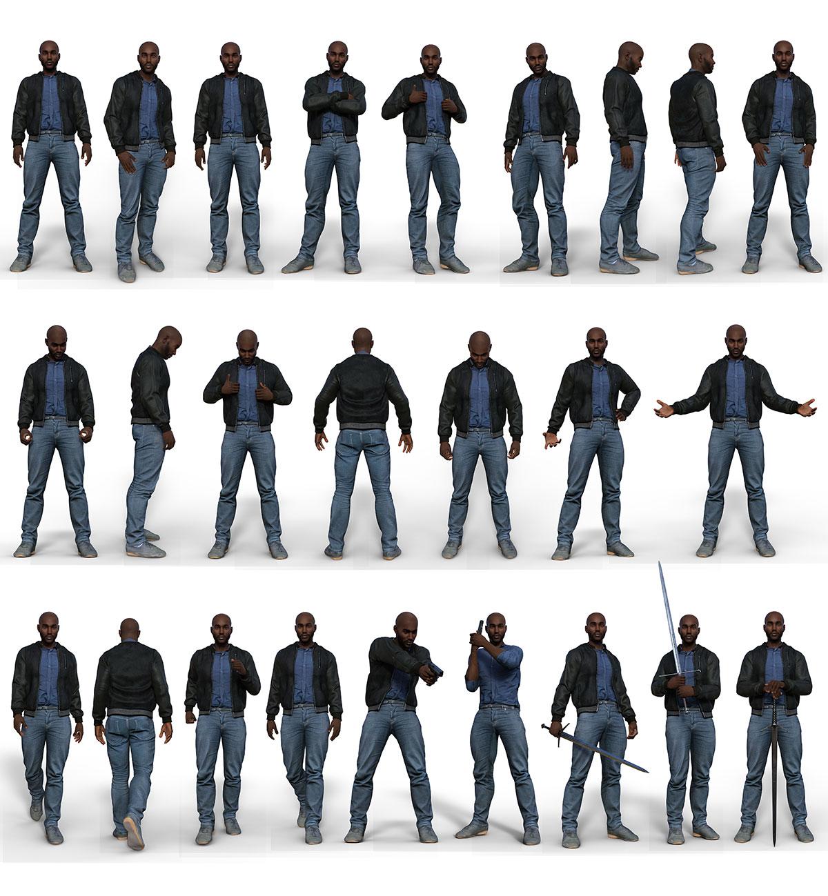 cg darius contemporary jacket sales lineup