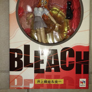 [VDS] Figurines PVC (Animés, jeux...) A-M Bleach-Inoue-Orihime-Shihouin-Yoruichi-Excellent-Model-18-Mega-House-1