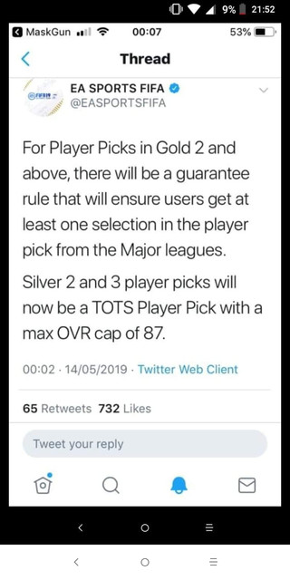 Can someone explain this?? — FIFA Forums