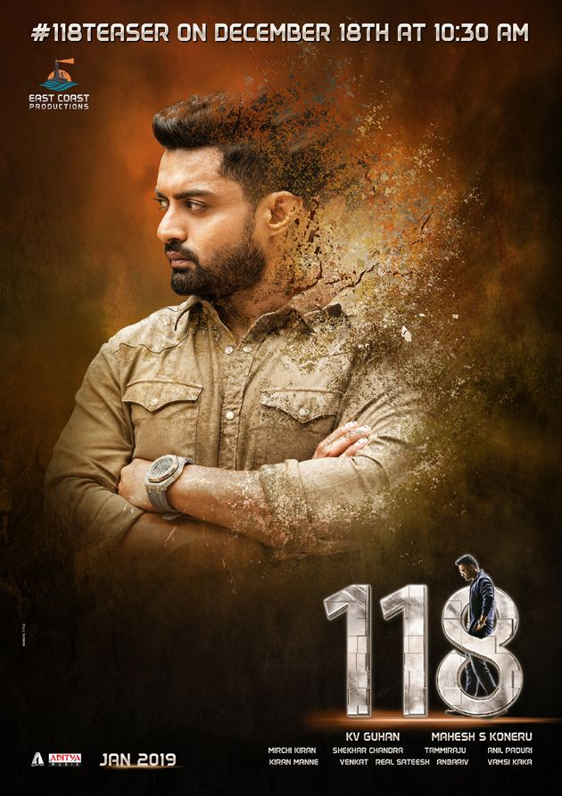 118 (2019) Telugu Full Movie HDTVRip 720p x264 Download & Online Watch