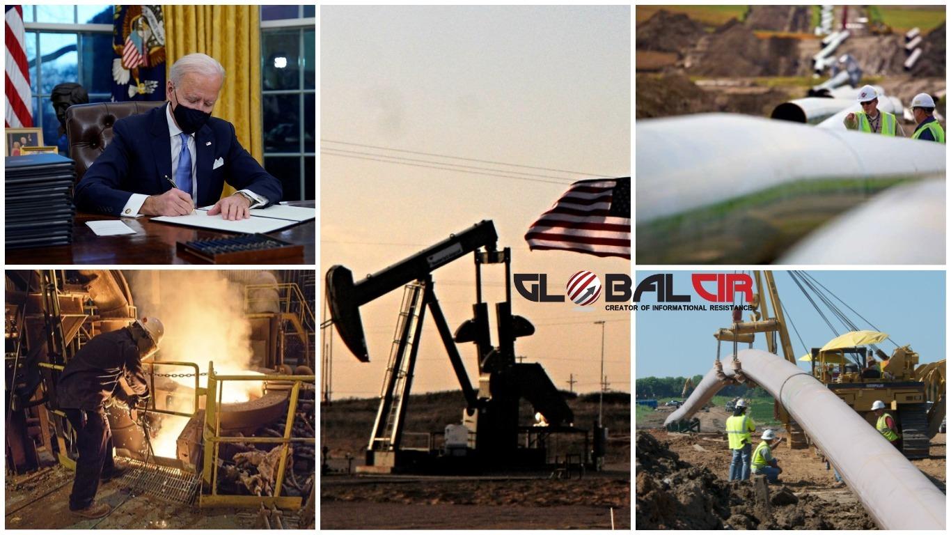 12 SAVEZNIH DRŽAVA TUŽILO BAJDENA: 'Njegova izvršna uredba o klimatskim promjenama uništit će radna mjesta, ugušiti proizvodnju energije, okončati američku energetsku nezavisnost, suzbiti poljoprivredu, usporiti inovacije i osiromašiti radničke porodice'