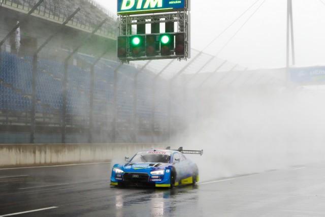 DTM – René Rast remporte le podium Audi au Lausitzring A204799-medium
