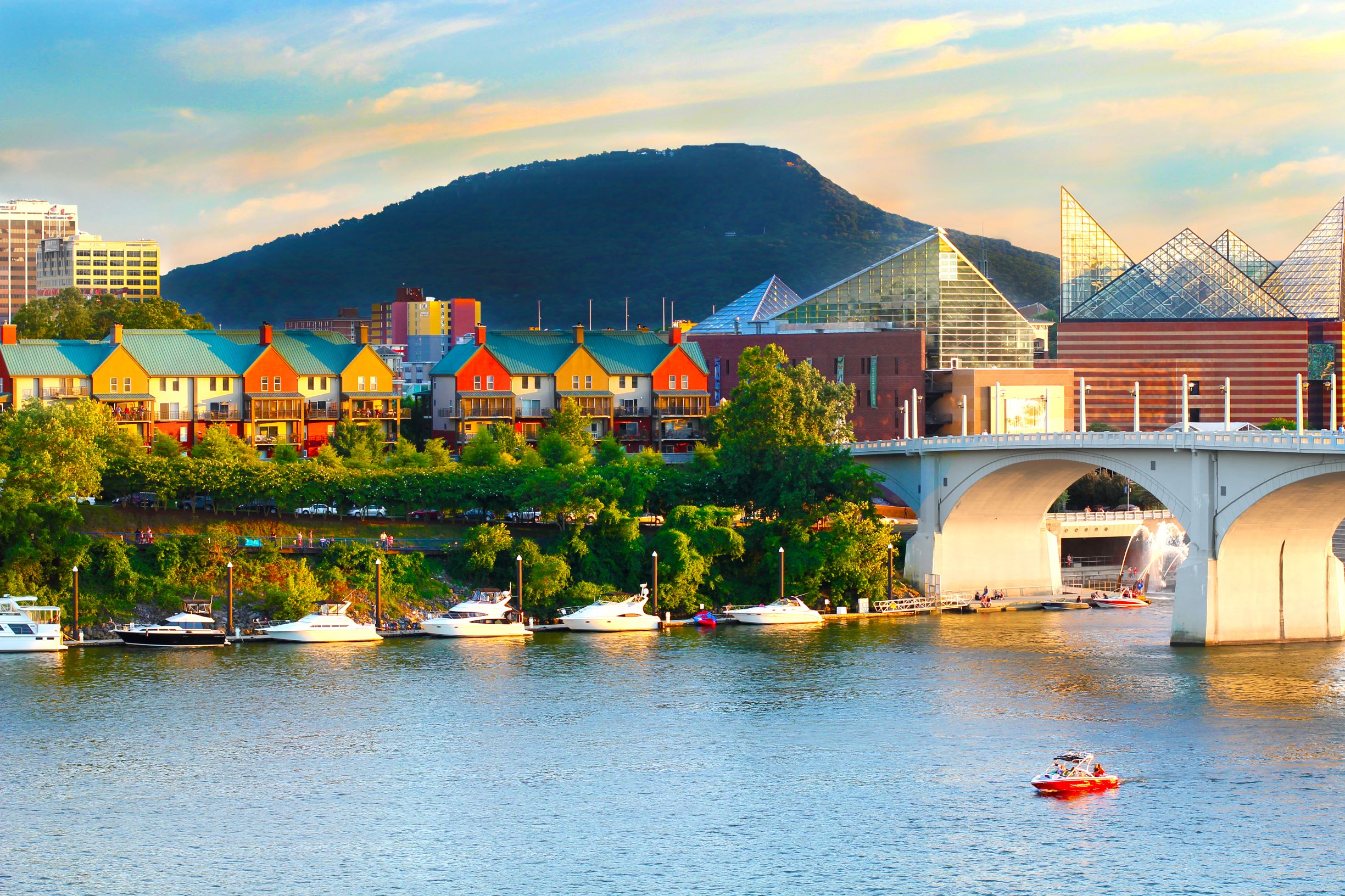 Why is Chattanooga a Good Place to Retire?