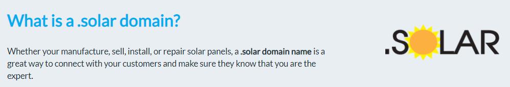 dot-solar