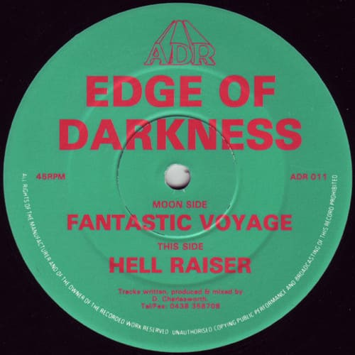 Download Edge Of Darkness - Fantastic Voyage / Hell Raiser mp3
