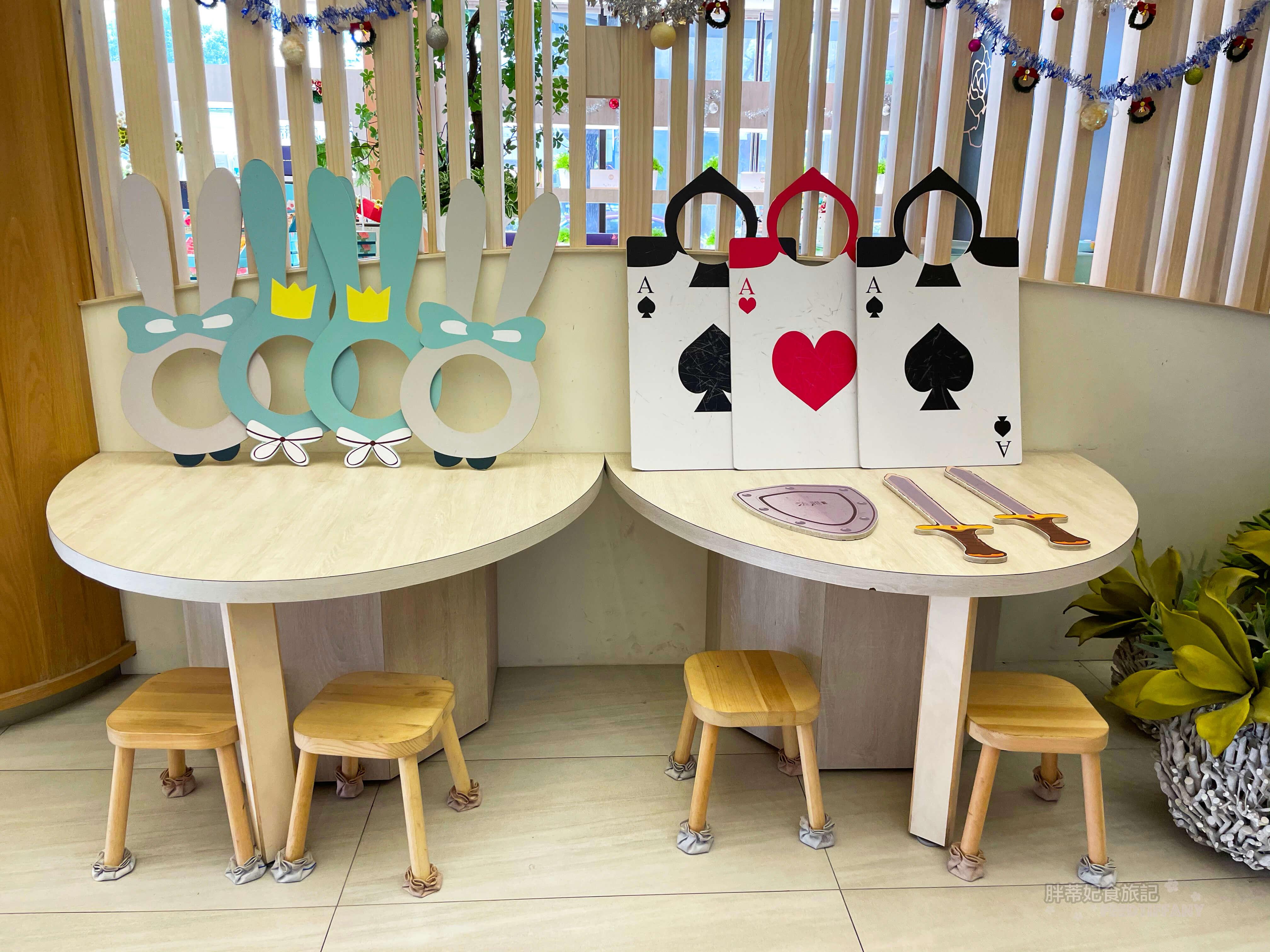 法雅餐廳 孩子遊戲棲息處