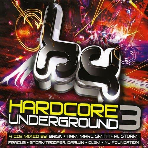 VA - Hardcore Underground 3
