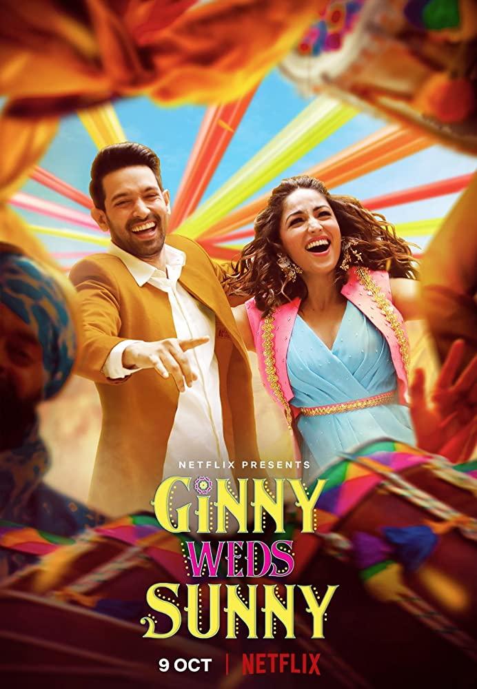 Ginny Weds Sunny 2020 Hindi 1080p NF HDRip ESubs 1.8GB | 850MB | 400MB Download