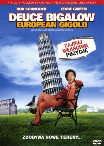 Deuce Bigalow: Boski żigolo w Europie / Deuce Bigalow: European Gigolo (2005) PL.BRRip.XviD-GR4PE | Lektor PL