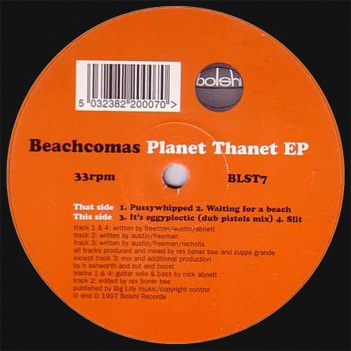 Download Beachcomas - Planet Thanet EP mp3