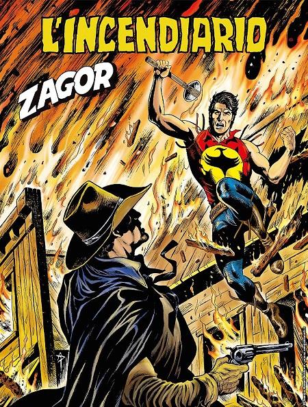 OSCAR ZAGORTENAY 2019 - Migliore copertina - Girone B 1565360176280-jpg-l-incendiario-zagor-651-cover