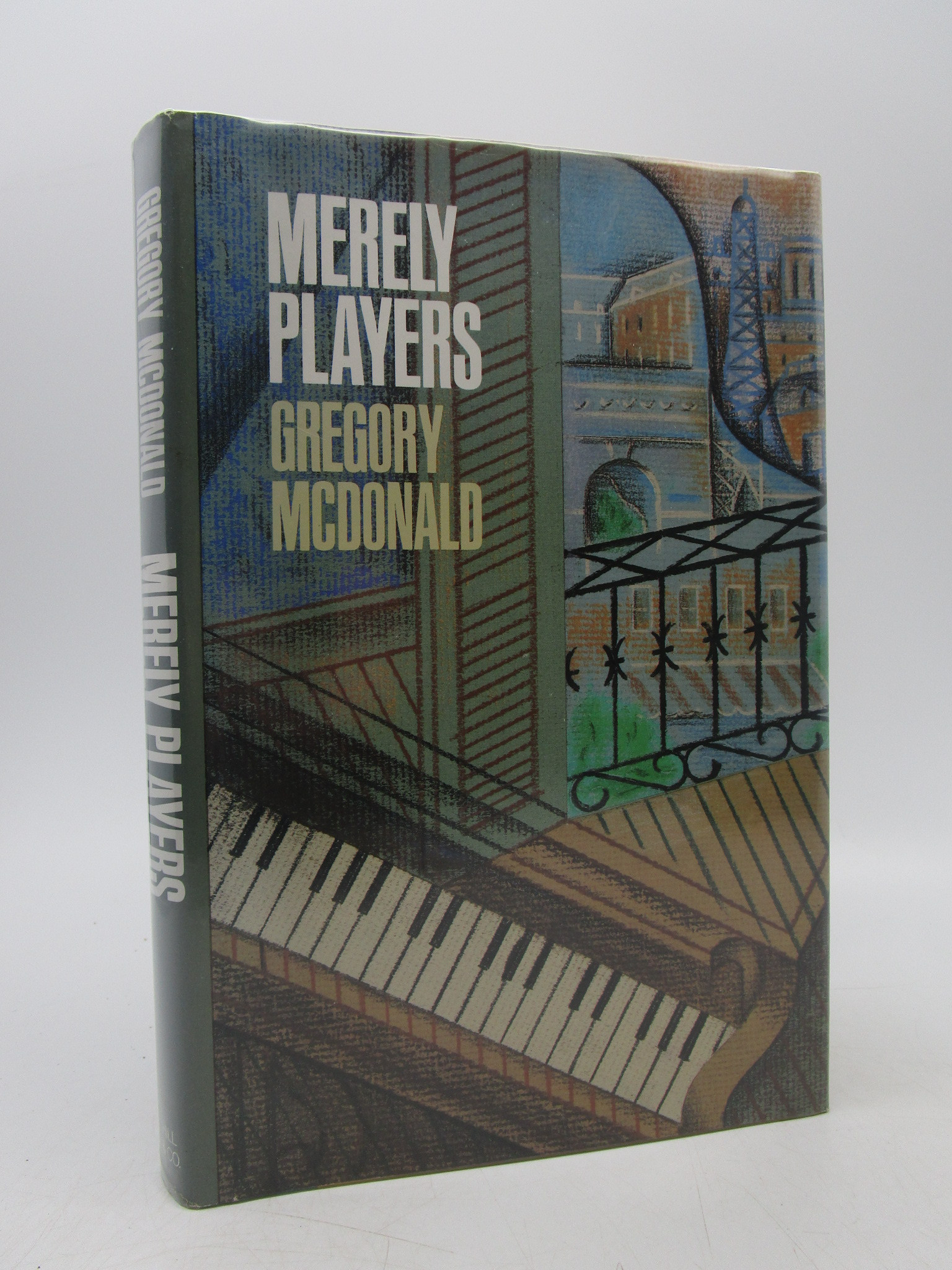 Image for Merely Players (Signed First Edition)