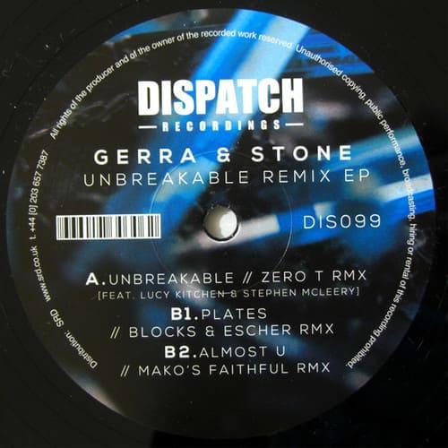 Download Gerra & Stone - Unbreakable Remix EP mp3