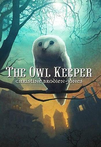 Кристин Бродин-Джонс - Хранитель совы