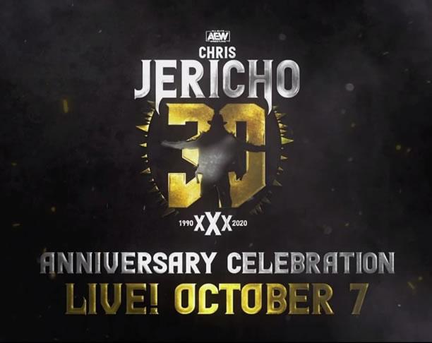 Chris Jericho 30 Year Anniversary