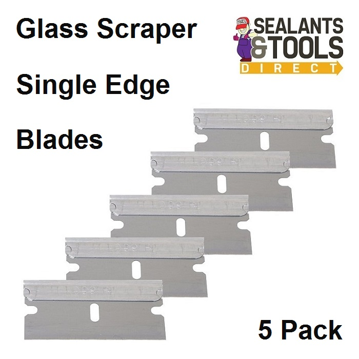 American-Line-Single-edge-blades-pack-of-5