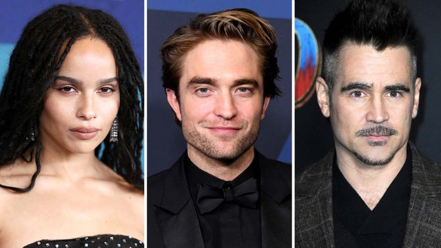 zoe-kravits-robert-pattinson-colin-farrell-getty-split-h-2019