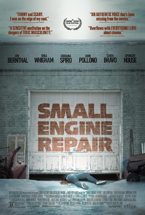 Small Engine Repair | 2021 | m720p - m1080p | WEB-DL | Türkçe Altyazılı | Tek Link