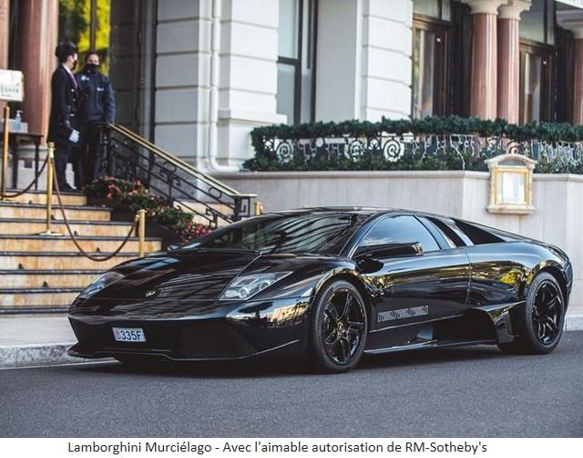 Lamborghini Miura SV et Countach LP 400 «Periscopio» atteignent des prix records à la vente RM Sotheby's Paris 579679-v3