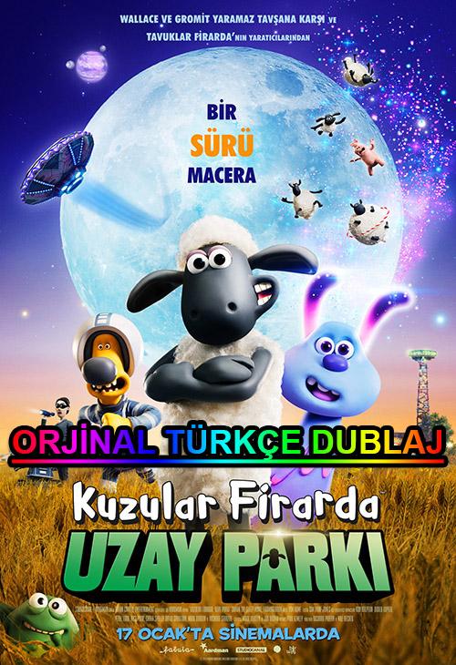 Kuzular Firarda: Uzay Parkı | 2020 | BDRip | XviD | Türkçe Dublaj | m720p - m1080p | BluRay | Dual | TR-EN | Tek Link