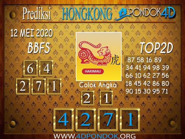 Prediksi Togel HONGKONG PONDOK4D 12 MEI 2020
