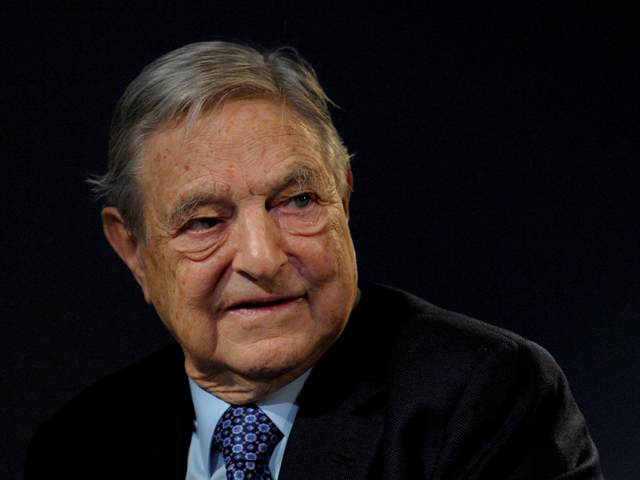 George Soros interview: Coronavirus endangers our civilisation