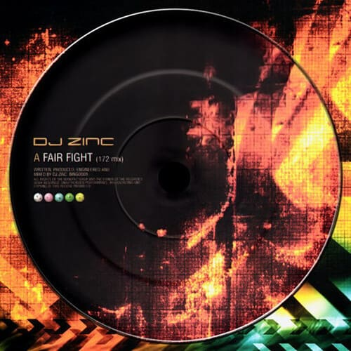 Download DJ Zinc - Fair Fight / As We Do mp3