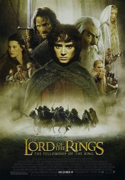 سلسلة أفلام The Lord of the Rings
